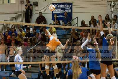 Girls Varsity Volleyball - 2012