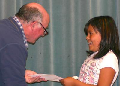 Blosser Lane Elementary School Awards