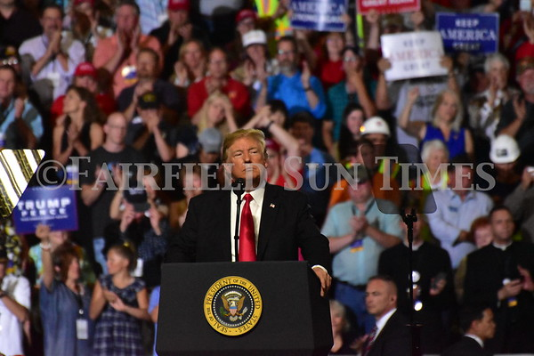 20180705 Pres. Trump in Great Falls