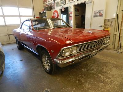 1966 Chevrolet Chevelle - Steve and Colleen Brandon