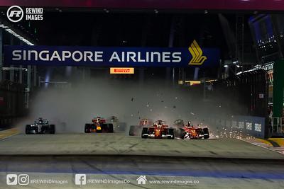 Formula One 2017: Singapore