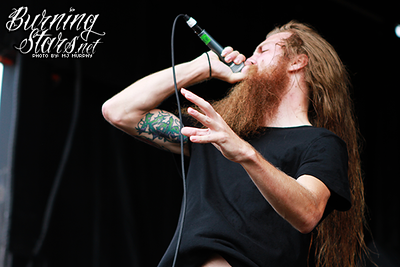 Battlecross @ Molson Canadian Amphitheatre (Toronto, ON); 7/10/13