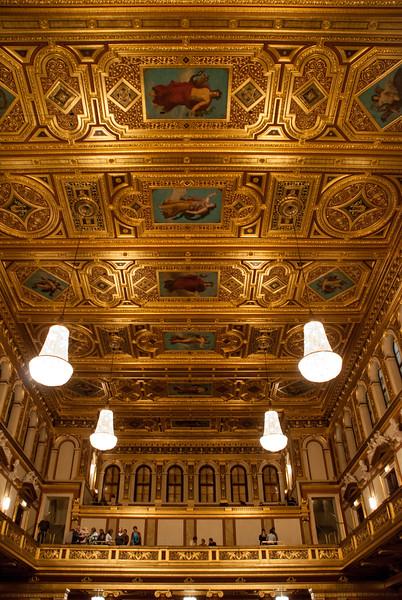 Golden Hall - Musikverein