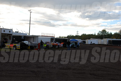 Red Clay Classic 2013 In The Pits (Sept-28-2013)