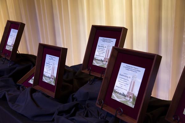 11.2.18 - Homecoming Alumni Award Winners