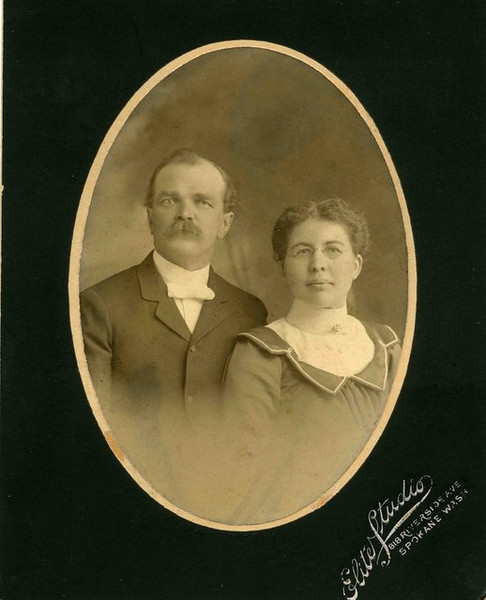 Ed and Lura (Allen) Erickson