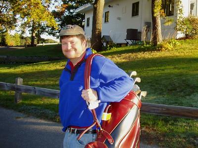 Raytheon Golf Scramble 2003