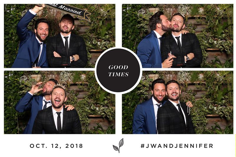 Jennifer + JW