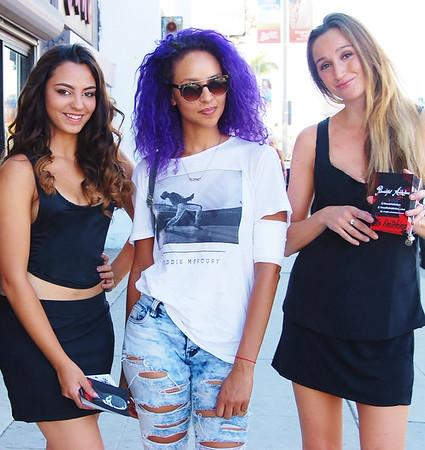 LA Street Event 5 - Melrose