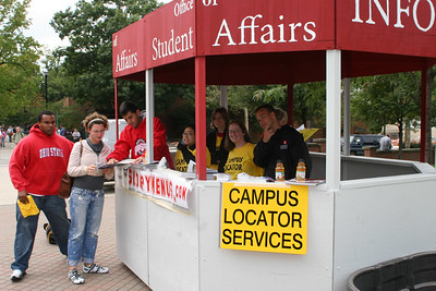 Welcome Week 2006 Campus Locators