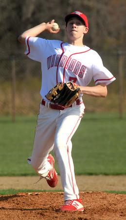 St. John at Edgewood baseball
