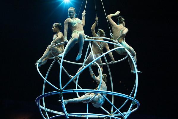 Circus Scenes