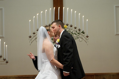 Sara & Jarrod Wedding - Ceremony