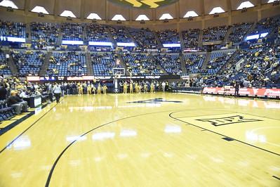 35238 WVU Men's Basketball VS Oklahoma State