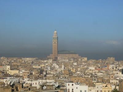 Casablanca, Morroco-NOT MINE
