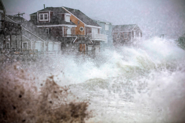 CLIMATE CHANGE: IMPACT - COASTAL FLOODING