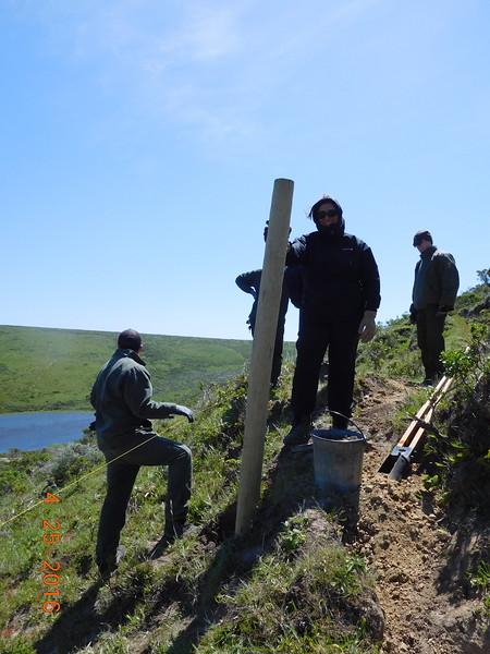 2016 Wilderness Volunteers Point Reyes National Seashore Service Trip