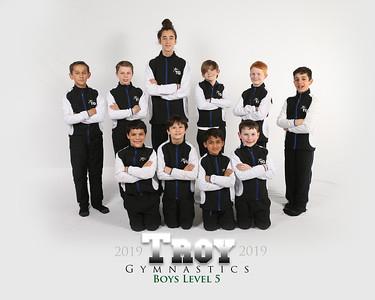 Boys Level 5