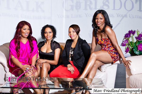 Girls Do Talk-TV Show Taping