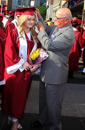 La Salle Academy Graduation 2015