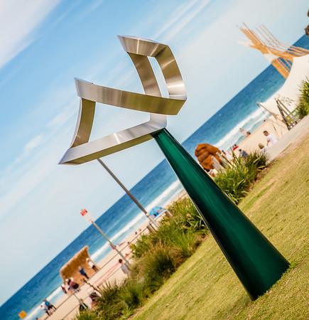 Sculpture by the Sea, Bondi, Sydney, Australia. 2015
