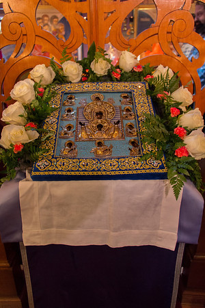 Visit of the Kursk-Root Icon of the Theotokos