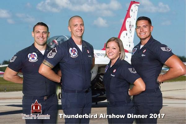 2017 West Chamber Thunderbird Dinner