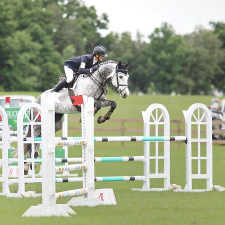 Ocala Festival of Eventing 2021, Lea/Frosty 2*L