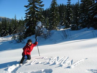 Snowshoe 2005