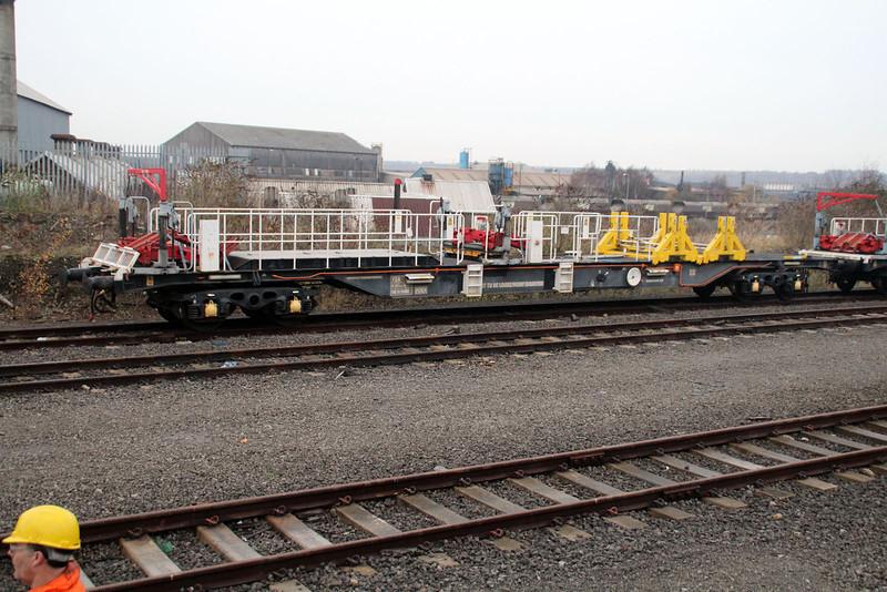 YEA 979080 Scunthorpe Tata Steel Works 24/11/12.