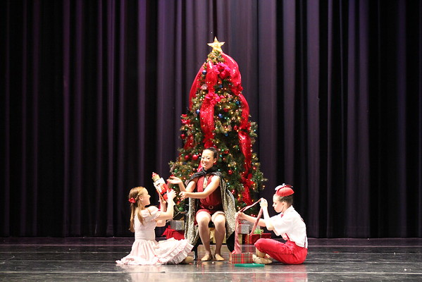 Dance North Nutcracker 2014