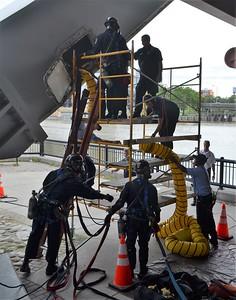 Confined Space Rescue Drill - Rochester, NY -8/27/21
