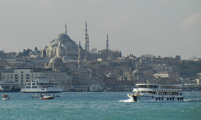 Ferry Flight and Istanbul