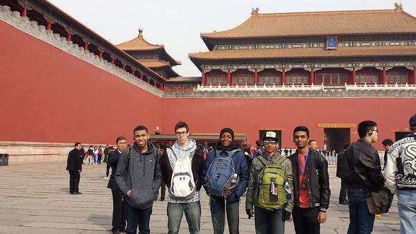 China Trip March 2016
