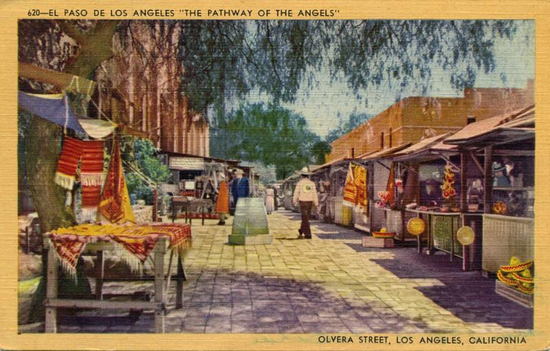 El Paso De Los Angeles