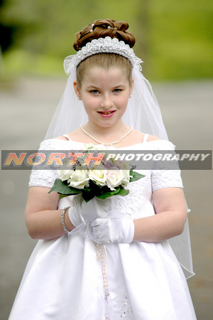 Katie's Communion
