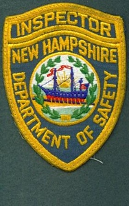 New Hampshire Dept of Safety