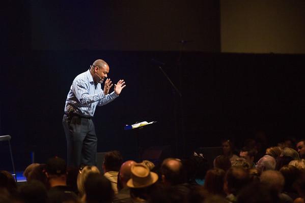 Blue Oaks Sunday Services - April 19, 2015