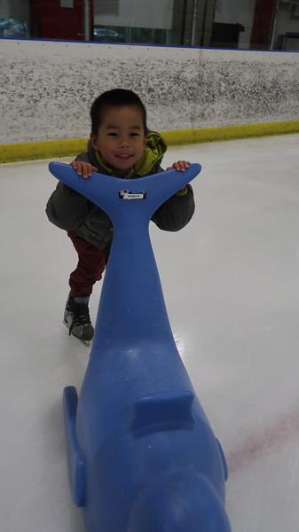 Ice Skating Camp Reunions