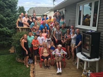 Butler Family Reunion - 2016