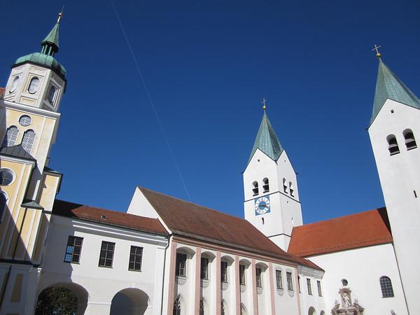 2012.07-09 Regensburg, Freising, Markt Schwaben
