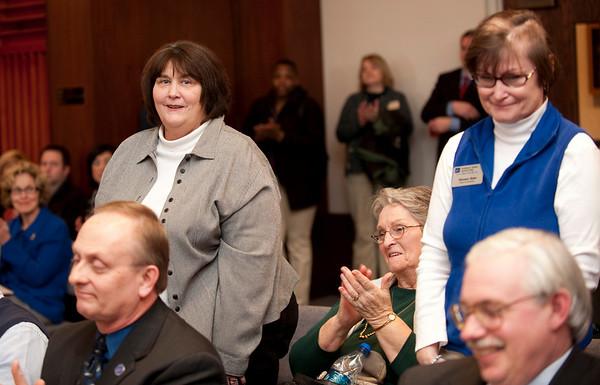 Trustees Honor Good Ideas