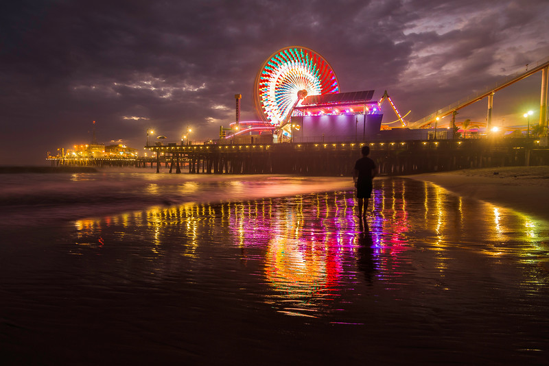 Santa Monica Pier After Sunset2.jpg