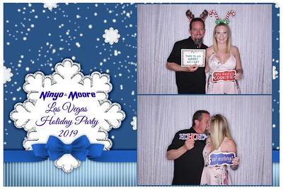 Ninyo & Moore Las Vegas Holday Party 2019