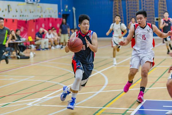 Basketball JV Boys