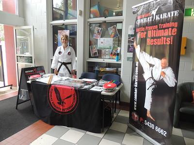 Combat Karate Grading December 2014