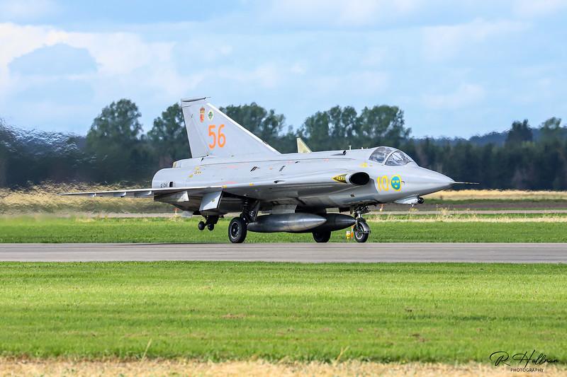 SAAB J35J Draken