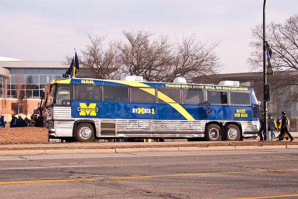 Michigan vs. Ohio 2013