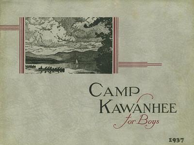 Camp Kawanhee Catalogs