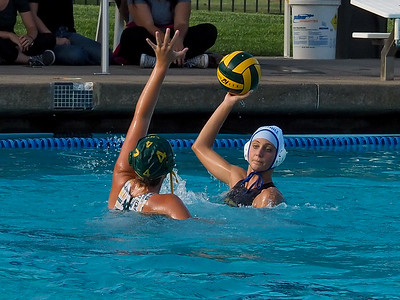 170907 LHS VARSITY WOMEN'S WATER POLO (FOOTHILL MATCH)
